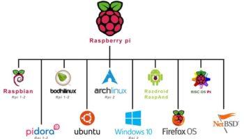 Рейтинг ОС для Rasberry
