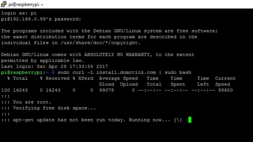 Умный дом на Rasberry Pi: характеристики системы и