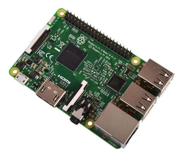 плата Raspberry Pi