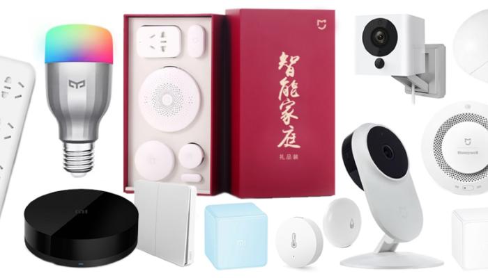 Самостоятельная настройка умного дома Xiaomi