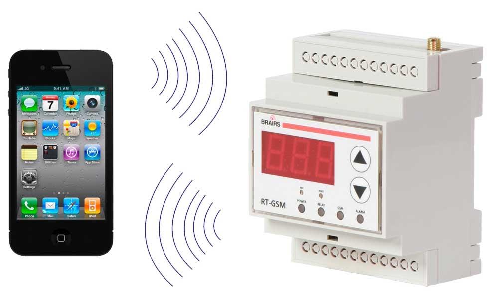 Модуль GSM-управления