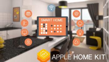 Описание и возможности системы Apple Home Kit