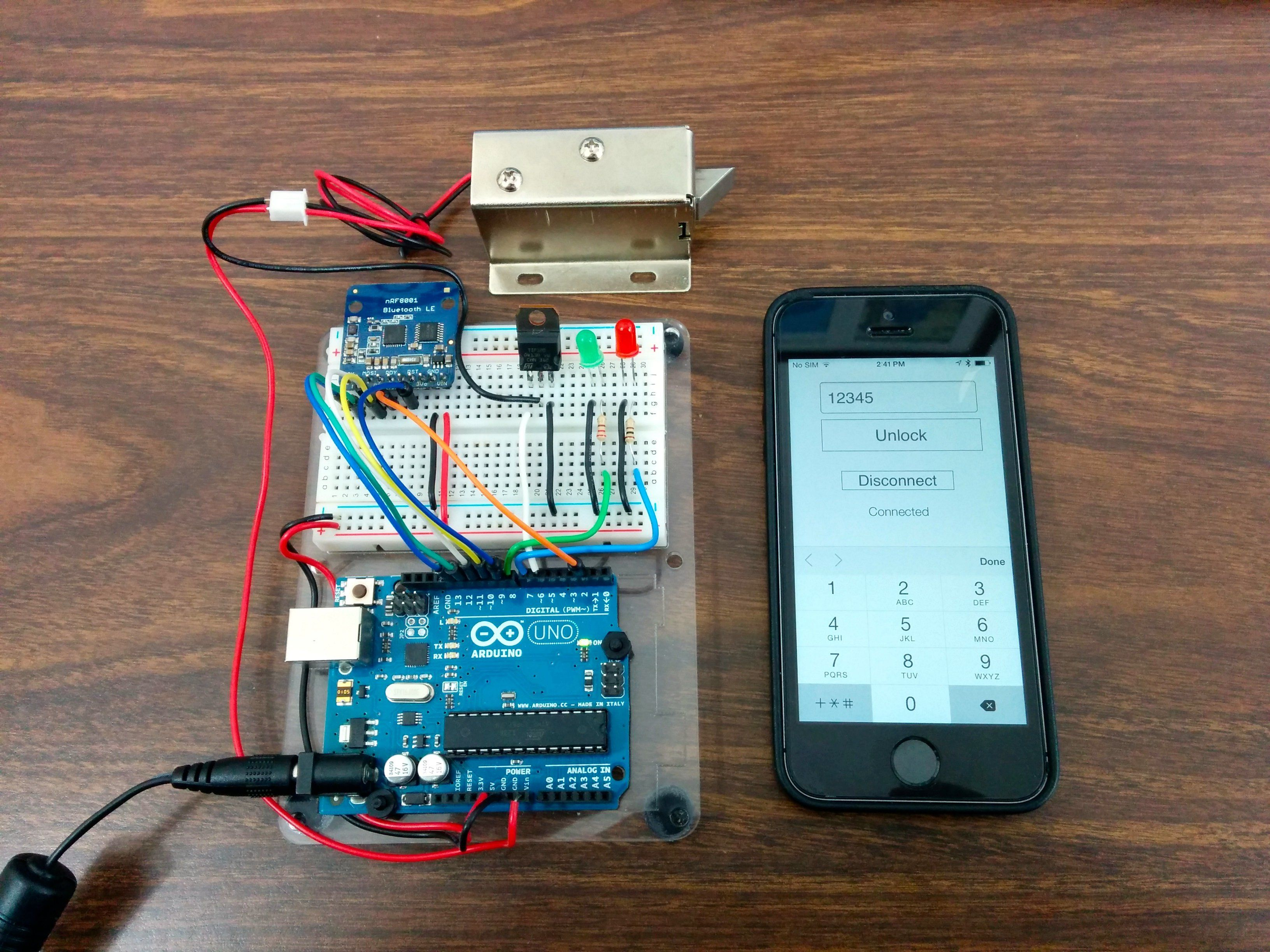 GSM модули Arduino