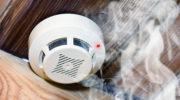 Недорогие беспроводные датчики дыма