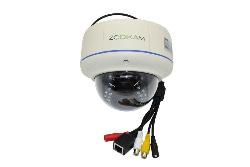 Купольная модель GSM камеры