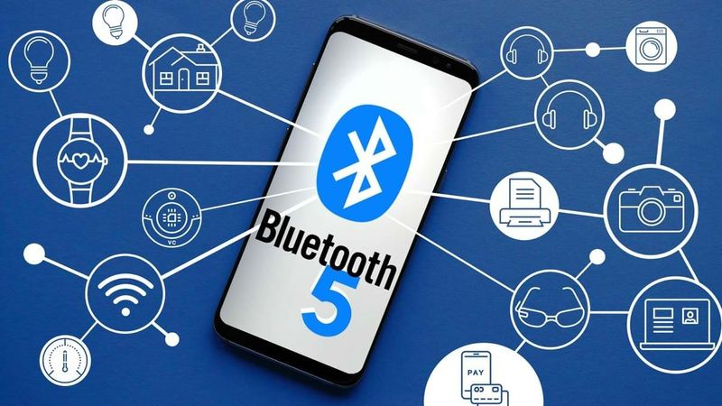 Работа Bluetooth
