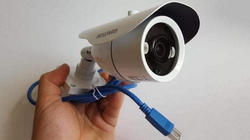 Уличная GSM камера видеонаблюдения 4G CamDrive CD630-4G