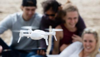 Селфи дроны: обзор популярных моделей