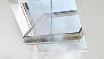 Системы дымоудаления: принцип работы, особенности, типы, монтаж