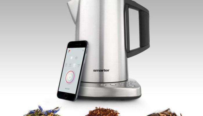 Смарт-чайники: принцип работы и популярные модели