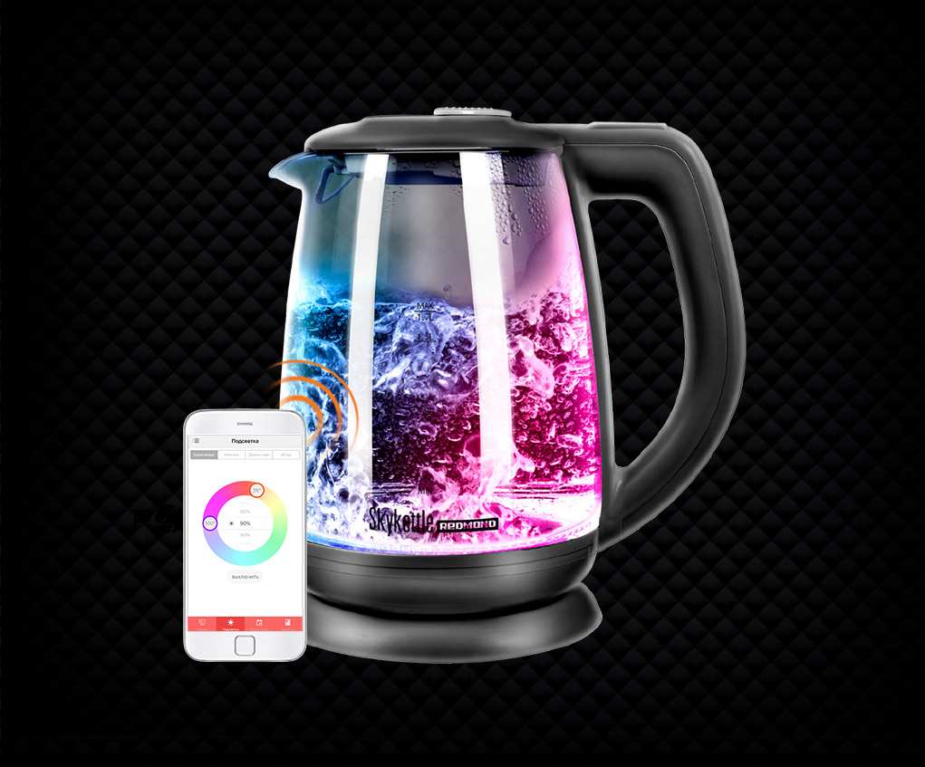 Умный чайник: описание и обзор товаров разных производителей