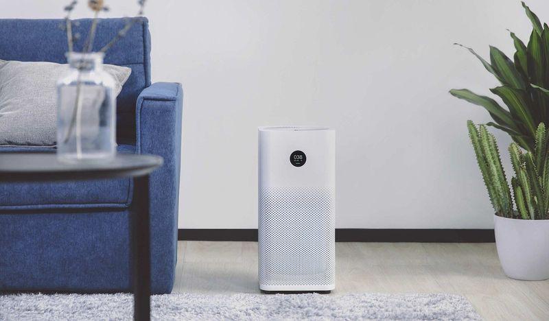 Умный очиститель воздуха Xiaomi Mi Air Purifier 2S