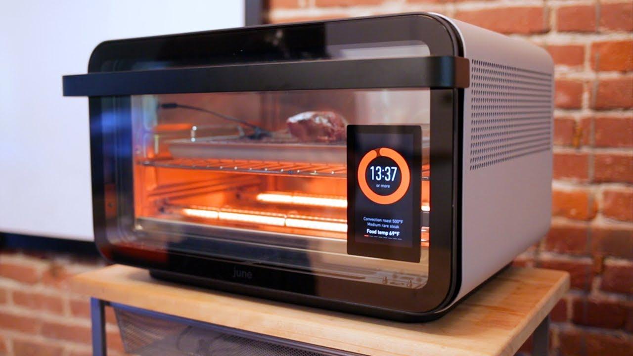 Духовой шкаф Juno Intelligent Oven