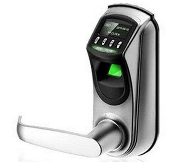 Биометрический замок со считывателем отпечатков пальцев L7000