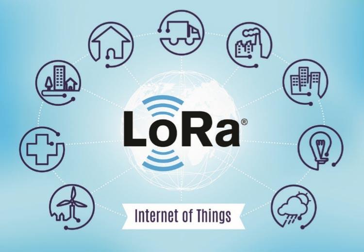 Буклет сетей LoRa