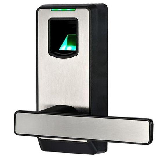 Врезной биометрический замок ZkTeco PL10