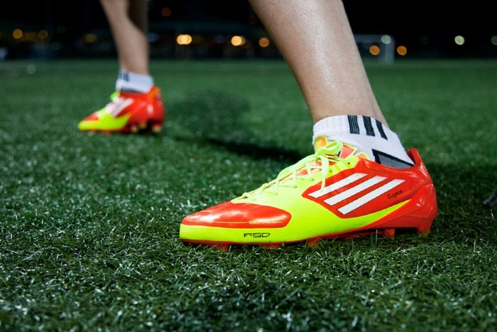 Смарт кроссовки Adidas Adizero f50