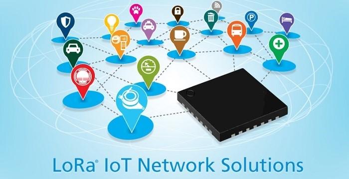 Сферы применения сети LoRa