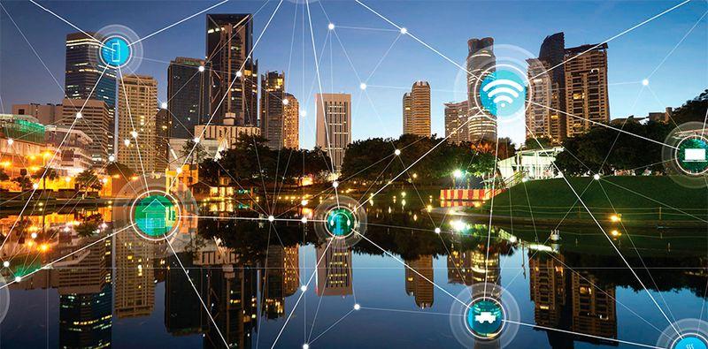Технология умный город