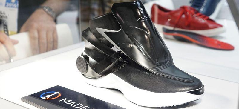Умная обувь Digitsole