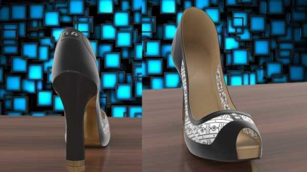 Умные туфли Volvorii Timeless