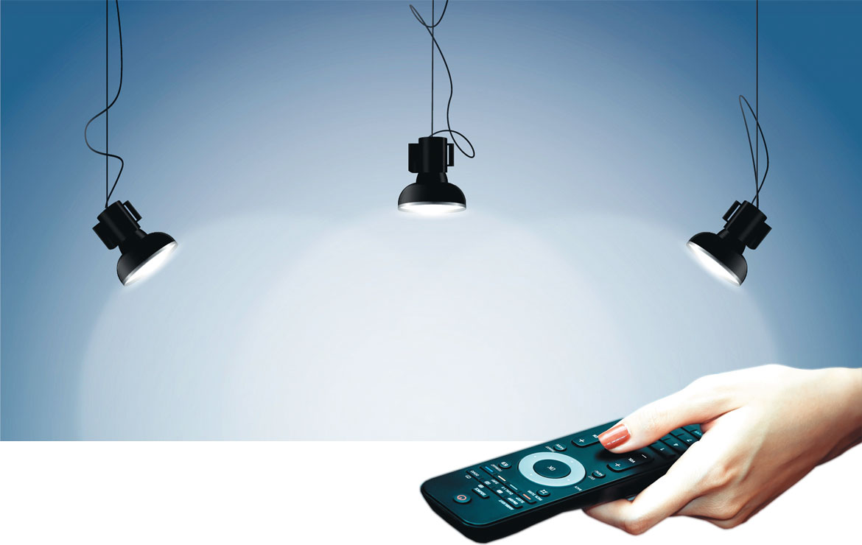 Управление освещением