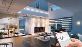 Протокол управления освещением DAli в умном доме