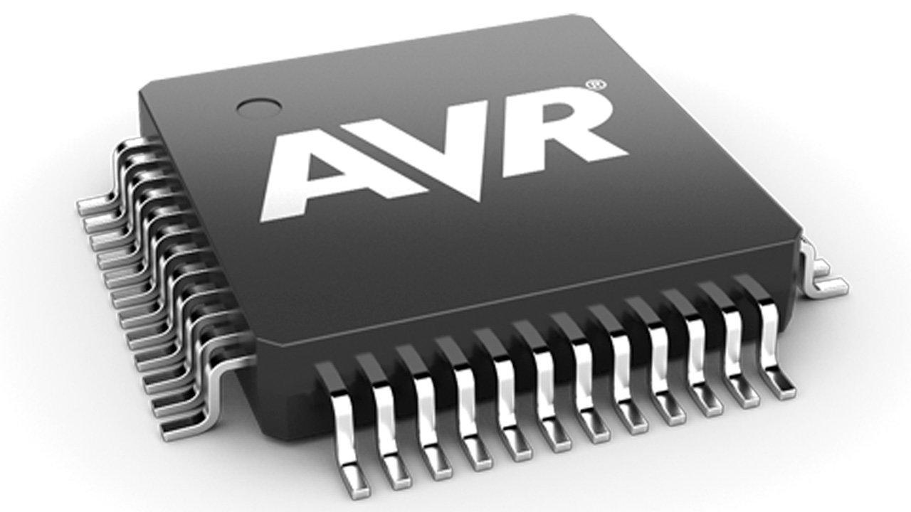 Микроконтроллер Atmel