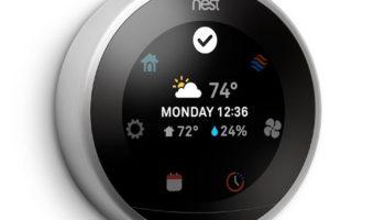 Термостат Nest: обзор, функции, управление и установка