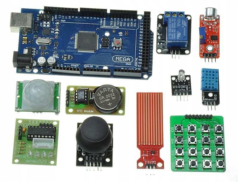 Наборы с микроконтроллерами
