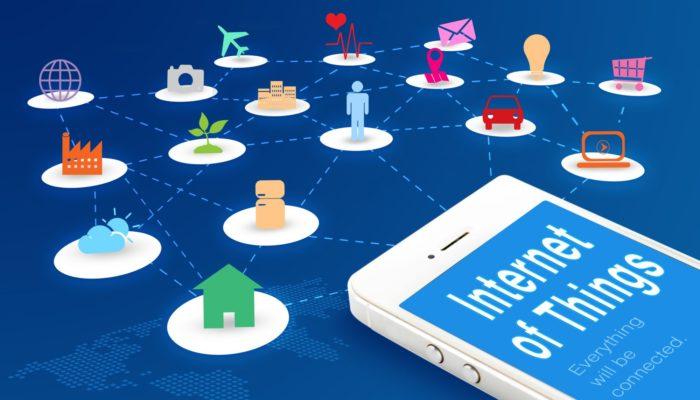 Оптимизация процессов и технологий поставок посредством IOT