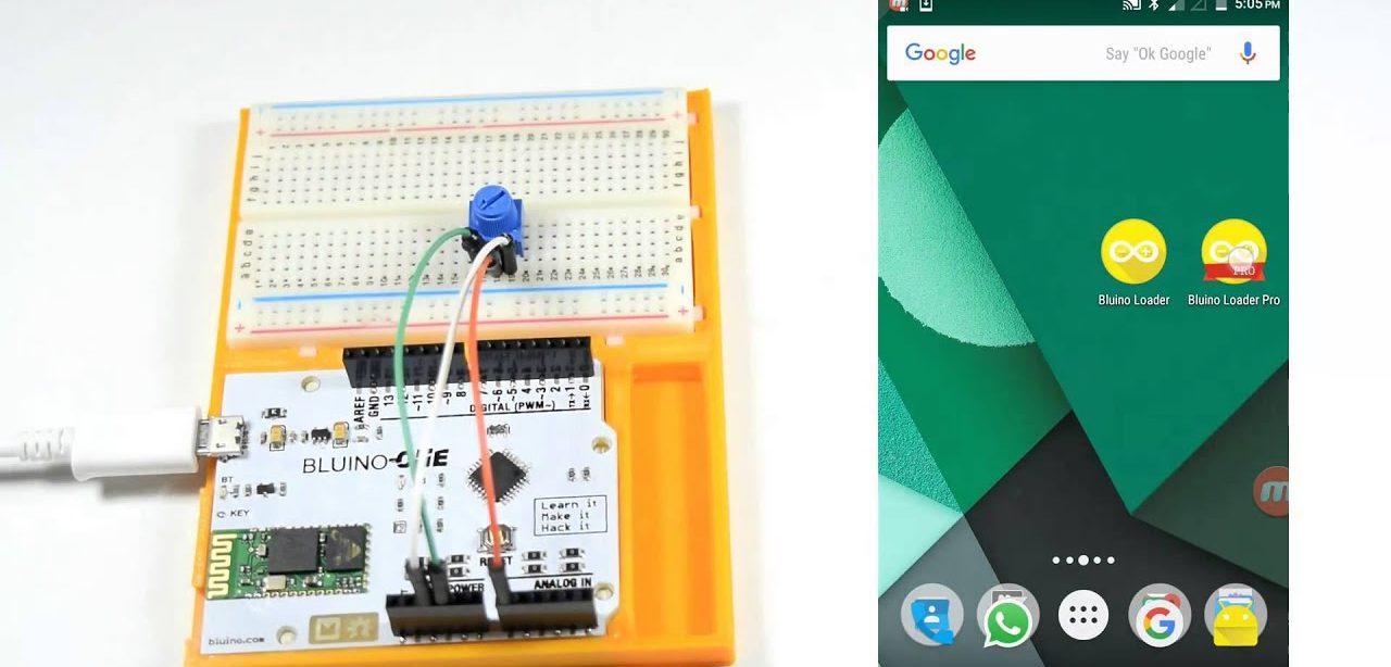 Bluino Loader – Arduino IDE