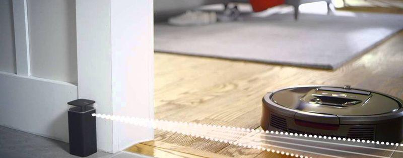 Ограничительная стена для робота пылесоса