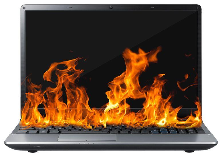 Программы для охлаждения ноутбука