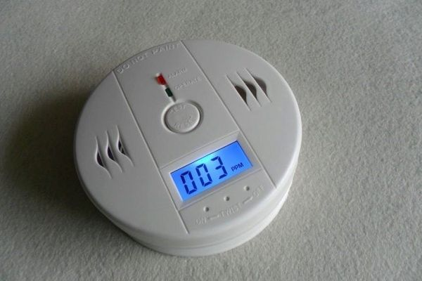Газовый датчик