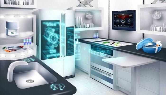 Умная кухня: приборы и смарт-техника для еды