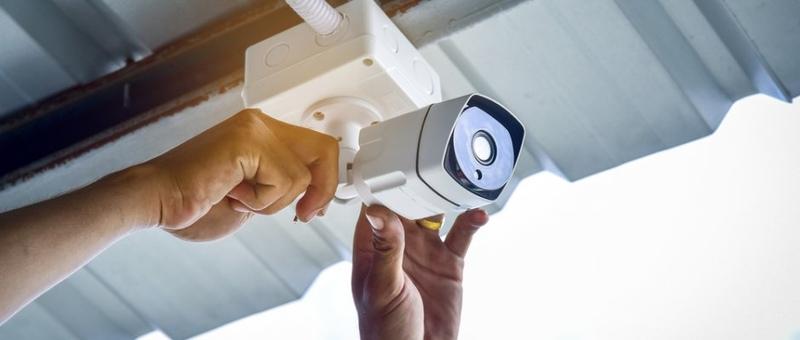Установка видеонаблюдения своими руками