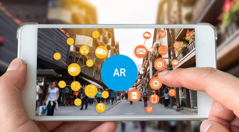 Топ 15 приложений дополненной реальности для телефона