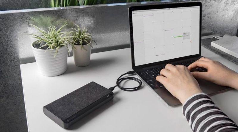 power bank для ноутбука