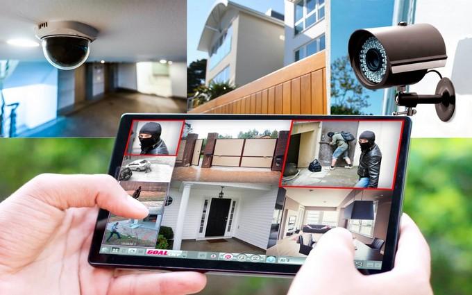 Функции домашнего видеонаблюдения