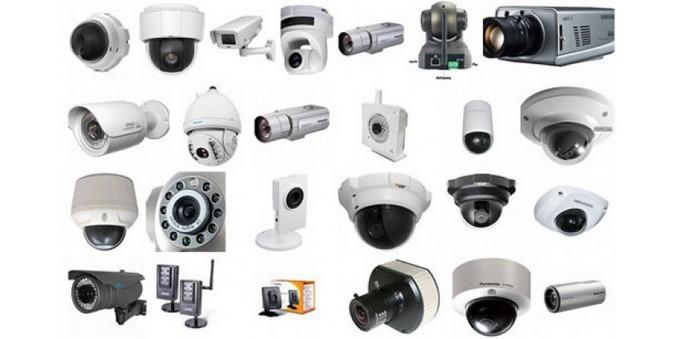видеонаблюдение с использованием IP-камер