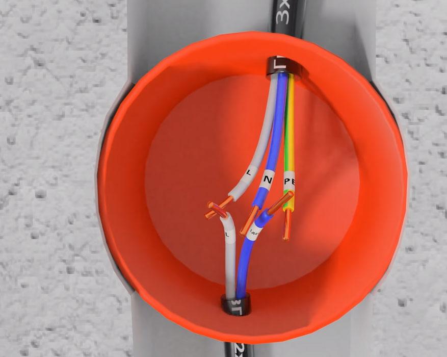 подключение датчика движения к лампочке