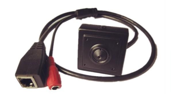 подключение IP-камеры к общей сети