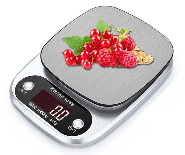 Кухонные весы-анализатор