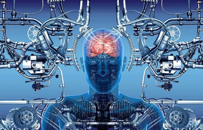 иллюстрация кибернетики