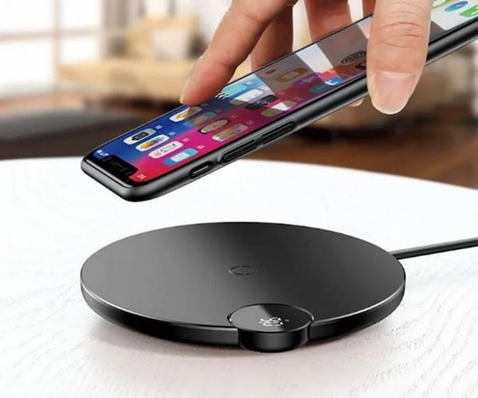 зарядка телефона по воздуху
