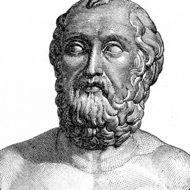 Бюст Платона Афинского