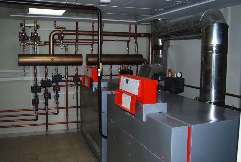 Управление централизованным отоплением