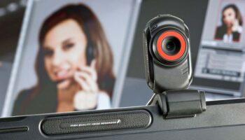 Подключение Web-камеры