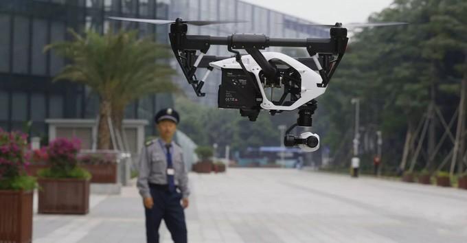 Использование дронов на законных основаниях